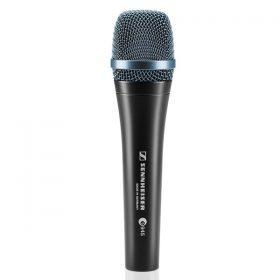 SENNHEISER e945 ไมค์สำหรับร้องเพลงSENNHEISER e945ไมค์โครโพนสำหรับร้องเพลงSENNHEISER e945 ไมค์ร้องเพลง SENNHEISER e945 ไมค์ แบบไดนามิก