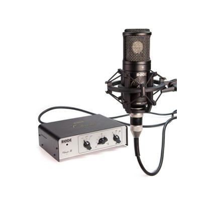 RODE Classic II Limited Edition Vintage-Voiced Valve Microphone ไมค์บันทึกเสียง ไมโครโฟน RODE Classic II Limited Edition ไมค์บันทึกเสียง