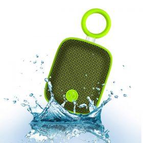 DREAMWAVE BUBBLE POD (สีเขียว) DREAMWAVE BUBBLE POD ลำโพงพกพา ไร้สาย กันน้ำ มีไมค์ในตัว เชื่อมต่อการทำงานด้วยระบบบลูทูธ ใช้งานได้ 12 ชม.(สีเขียว) DREAMWAVE BUBBLE POD ลำโพงบลูทูธ จากแบรนด์DREAWAVE