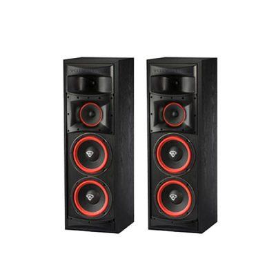 "CERWIN-VEGA XLS-28 Dual 8"" 3 Way Floorstanding Tower Speaker CERWIN-VEGA XLS-28 ตู้ลำโพง 2x8 นิ้ว 3 ทาง CERWIN-VEGA XLS 28ลำโพง"