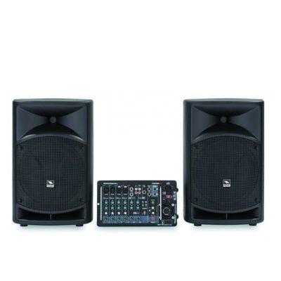PROEL FREEPASS 10 USB All-in-one systemพร้อมเครื่องเล่นเพลง MP3 เครื่องเสียงเคลื่อนที่ แบบเคลื่อนย้าย500W 8 แชนแนล พร้อมเครื่องเล่นเพลง MP3