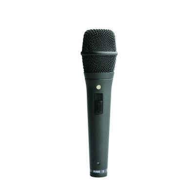 RODE M2 Live Performance Condenser Microphone ไมค์สำหรับร้องเพลง ไมโครโพนสำหรับร้อง และพูด RODE M2 ทิศทางการรับเสียง Supercardioid แบบ dynamic ไมค์ร้องเพลง