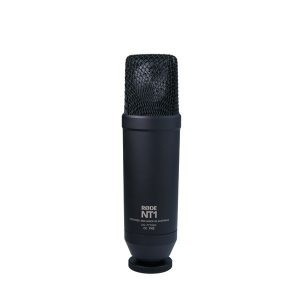 RODE NT1-KITCardioid Condenser Microphone(Studio Microphones) RODE NT1-KIT ไมค์บันทึกเสียง ไมโครโพนสำหรับห้องบันทึกเสียง ไมค์ห้องอัด