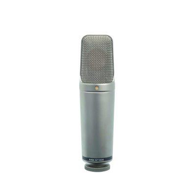 "RODE NT1000 1"" Studio Condenser Microphone(Studio Microphones) RODE NT1000 ไมค์บันทึกเสียง RODE NT1000 ไมโครโพนสำหรับห้องบันทึกเสียงไมค์ห้องอัด"