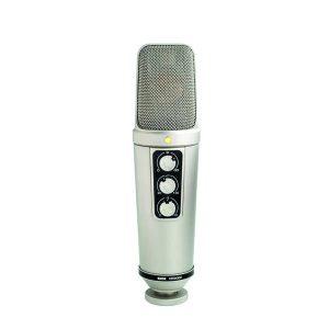 "RODE NT2000 Seamlessly Variable Dual 1"" Condenser Microphone (Studio Microphones) RODE NT2000 ไมค์บันทึกเสียง ไมโครโพนสำหรับห้องบันทึกเสียง ไมค์ห้องอัด"