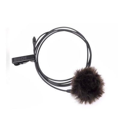 RODE PinMic Discreet Pin-through Lapel Microphone(Microphone Use With Bodypack Transmitter) ไมค์ใช้งานกับเครื่องส่งพกพาติดตัว Microphone