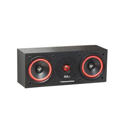 CERWIN-VEGASL-25C 2 Way Dual 5.25 inch Center Channel Speaker CERWIN-VEGA SL-25C CERWIN-VEGA SL-25C ตู้ลำโพง 2x5.25 นิ้ว 2 ทางCERWIN-VEGA SL-25C ลำโพง