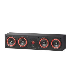 "CERWIN VEGA Home Audio SL-45C Quad 5 1/4"" Center Channel Speaker CERWIN-VEGA SL-45C ตู้ลำโพง 4x5.25 นิ้ว 2 ทาง CERWIN-VEGA SL-45C ลำโพง"