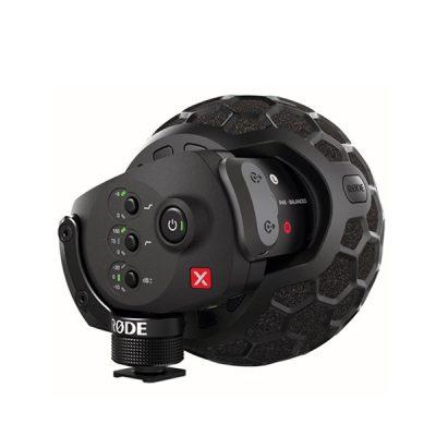 RODE Stereo VideoMic X Directional On-camera Microphone (Camera Recorder Microphone ไมโครโฟนชนิดติดกล้องบันทึกเสียง) ไมโครโฟน Shotgun ขนาดเล็ก