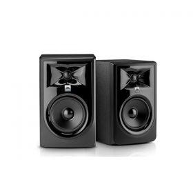 "JBL 305P MkII Powered 5"" Two-Way Studio Monitor ตู้ลำโพงมอนิเตอร์สตูดิโอ มีแอมป์ในตัว 2 ทาง ขนาด 5 นิ้ว คลาส D 82 วัตต์ลำโพงมอนิเตอร์สตูดิโอ มีแอมป์ในตัว"