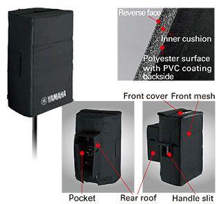 YAMAHA CBR10 Passive Loudspeaker YAMAHA CBR10 ตู้ลำโพง 2 ทาง ขนาด 10 นิ้ว 700 วัตต์YAMAHA CBR10 ลำโพง 10 นิ้ว ของแท้ ประกัน 1 ปี จัดส่งฟรี!!