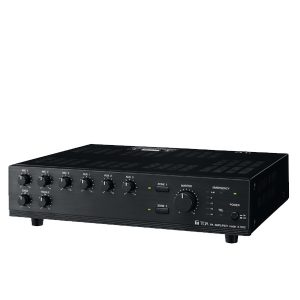 TOA A-1812 ER Mixer Power Amplifier 120 วัตต์ TOA A-1812 ER มิกเซอร์แอมป์ 120 วัตต์ MONO 3 MIC , 3 AUXTOA A-1812 ERMixer Power Amplifier