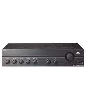 TOA A-2120DT Digital PA Amplifier TOA A-2120DT มิกเซอร์แอมป์ 120 วัตต์ MONO 3 MIC , 2 AUXTOA A-2120DTมิกเซอร์แอมป์ ของแท้แน่นอน