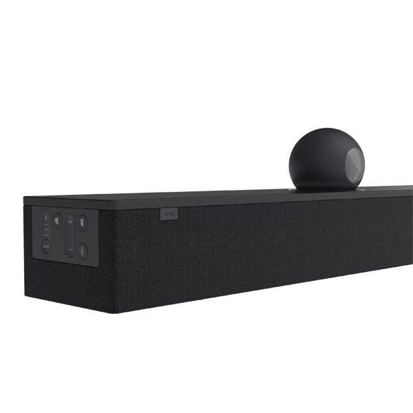 AMX ACV-5100 Acendo Vibe Conferencing Sound Bar with Camera AMX ACV-5100 ลําโพงซาวด์บาร์ พร้อมกล้อง สำหรับห้องประชุมAMX ACV-5100Sound Bar (สีดำ)