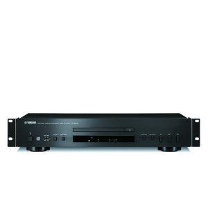 YAMAHA CD-S300RKCD Player YAMAHA CD-S300RK เครื่องเล่น CD เดี่ยว MP3,WMA ใช้กับ iPOD ได้YAMAHA CD-S300RKCD Player ของแท้