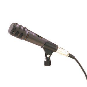 TOA DM-1200D Dynamic Unidirectional Microphone ไมโครโฟนแบบไดนามิก ใช้สำหรับร้องเพลง หรือใช้ในงานพูดพรีเซนต์ ให้พลังเสียงที่เหมาะสม ใช้งานแบบถือก็เหมาะมือ