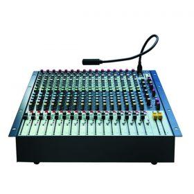 SOUNDCRAFT GB2R-12CH (Rack Mount 12 Mono/2 Stereo 2-Bus Mixer) Analog Mixer เครื่องผสมสัญญาณเสียง มิกเซอร์ ระบบ อนาล็อก 12 ชาแนล Mixer