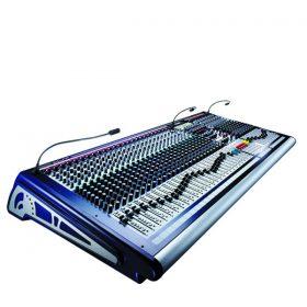 SOUNDCRAFT GB4-32 (Mixer 32 channel 4 group 4 Matrix) SOUNDCRAFT GB4-32 อนาล็อก มิกเซอร์ 32 ชาแนล SOUNDCRAFT GB4-32 ของแท้
