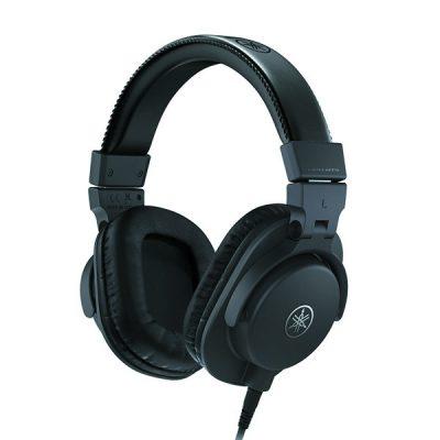 YAMAHAHPH-MT5Studio Monitor Headphones หูฟังมอนิเตอร์ ตอบสนองย่านความถี่ 20 Hz - 20 kHz สำหรับ มอนิเตอร์ โดยเฉพาะYAMAHA HPH-MT5หูฟังมอนิเตอร์