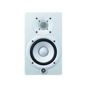 YAMAHA HS5IW Powered Studio Monitor SpeakerYAMAHA HS5IW ตู้ลำโพงมอนิเตอร์สตูดิโอมีแอมป์ในตัวแบบไบรแอมป์ 5 นิ้ว 2ทาง 70วัตต์