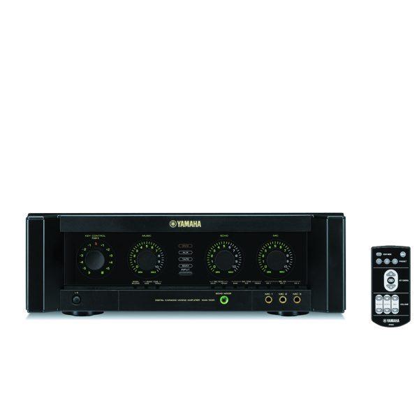 YAMAHAKMA1080Karaoke Amplifier เครื่องขยายเสียง แอมป์คาราโอเกะ YAMAHA KMA-1080 แอมป์คาราโอเกะ ใช้สำหรับขยายเสียงร้องคาราโอเกะให้มีความดังและชัดเจนมากขึ้น