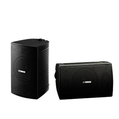 High Performance Outdoor Speakers(สีดำ) YAMAHA NS-AW294 ตู้ลำโพงติดผนัง 2 ทาง ขนาด 6.5 นิ้ว 100 วัตต์YAMAHA NS-AW294ลำโพงติดผนัง 6.5 นิ้ว