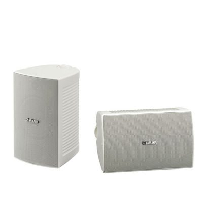 High Performance Outdoor Speakers(สีขาว) YAMAHA NS-AW294 ตู้ลำโพงติดผนัง 2 ทาง ขนาด 6.5 นิ้ว 100 วัตต์YAMAHA NS-AW294ลำโพงติดผนัง 6.5 นิ้ว