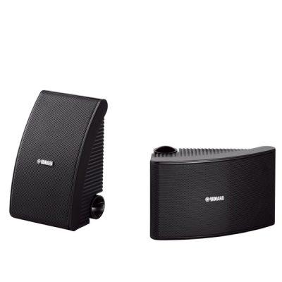 All-weather Speakers(สีดำ) YAMAHA NS-AW392 ตู้ลำโพงติดผนัง 2 ทาง ขนาด 5.25 นิ้ว 120 วัตต์YAMAHA NS-AW392ลำโพงติดผนัง 5.25 นิ้ว มีบริการรับติดตั้ง