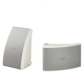 All-weather Speakers(สีขาว) YAMAHA NS-AW392 ตู้ลำโพงติดผนัง 2 ทาง ขนาด 5.25 นิ้ว 120 วัตต์YAMAHA NS-AW392ลำโพงติดผนัง 5.25 นิ้ว มีบริการรับติดตั้ง