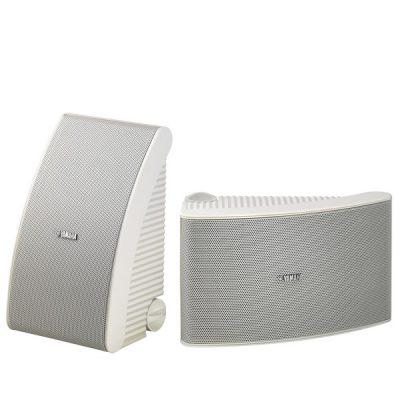 All-weather Speakers YAMAHA NS-AW592(สีขาว) ตู้ลำโพงติดผนัง 2 ทาง ขนาด 6.5 นิ้ว 150 วัตต์YAMAHA NS-AW592ลำโพงติดผนัง 6.5 นิ้ว มีบริการรับติดตั้ง