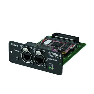 YAMAHA NY64-D Dante Digital Interface Card YAMAHA NY64-D Interface Card สำหรับมิกเซอร์ Series TF NY64-D Dante Digital ของแท้