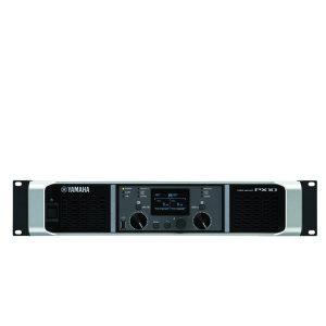 YAMAHA PX10 Power Amplifier Class-D เครื่องขยายเสียง เพาเวอร์แอมป์ กำลังขับ 1000 วัตต์ x 2 ที่ 8 โอห์ม, 1200 วัตต์ x 2 ที่ 4 โอห์ม Power Amplifier Class-D