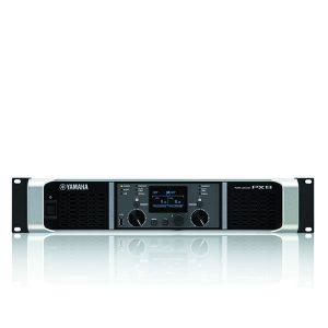 YAMAHA PX8 Power Amplifier Class-D เครื่องขยายเสียง เพาเวอร์แอมป์ กำลังขับ 800 วัตต์ x 2 ที่ 8 โอห์ม,1050 วัตต์ x 2 ที่ 4 โอห์ม Power Amplifier Class-D