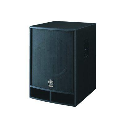YAMAHA R118W ตู้ลำโพงซับวูฟเฟอร์ 18 นิ้ว 1,000 วัตต์ ลำโพงซับวูฟเฟอร์ ขนาด 18 นิ้ว 1000 วัตต์ YAMAHA R118Wลำโพงซับ รับประกันของแท้แน่นอน