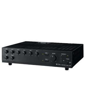 TOA A-1806 ER Mixer Power Amplifier 60 วัตต์ TOA A-1806 ER มิกเซอร์แอมป์ 60 วัตต์ MONO 3 MIC , 3 AUX TOA A-1806 ERมิกเซอร์ & ปรีแอมป์