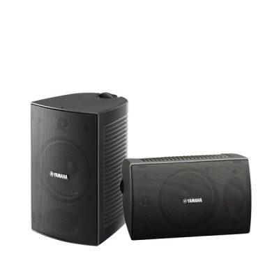 "Surface Mount Speaker4"" cone woofer with a 1"" balanced dome tweeter YAMAHA VS4 ตู้ลำโพงติดผนัง 4 นิ้ว 60 วัตต์(สีดำ)YAMAHA VS4ลำโพงติดผนัง 4 นิ้ว"