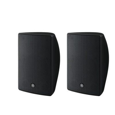 "Surface Mount Speaker5.25"" cone woofer with a 0.75"" soft dome tweeter YAMAHAVXS5 ตู้ลำโพงติดผนัง 5.25 นิ้ว 150 วัตต์(สีดำ)VXS5ลำโพงติดผนัง 5.25 นิ้ว"
