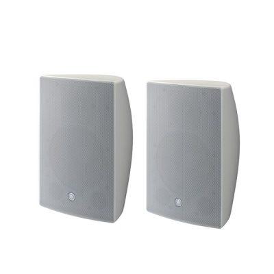 "Surface Mount Speaker5.25"" cone woofer with a 0.75"" soft dome tweeter YAMAHAVXS5W ตู้ลำโพงติดผนัง 5.25 นิ้ว 150 วัตต์(สีขาว)VXS5Wลำโพงติดผนัง 5.25 นิ้ว"