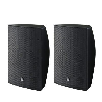"Surface Mount Speaker5.25"" cone woofer with a 0.75"" soft dome tweeter YAMAHAVXS5 ตู้ลำโพงติดผนัง 8 นิ้ว 180 วัตต์(สีดำ)VXS5ลำโพงติดผนัง 8 นิ้ว"