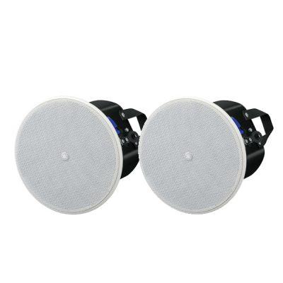 "Ceiling speakerFull-range loudspeaker with a 4"" driver(สีขาว) YAMAHAVXC4W ตู้ลำโพงติดผนัง ขนาด 4 นิ้ว 120 วัตต์(สีขาว)YAMAHAVXC4Wลำโพงติดผนัง 4 นิ้ว"