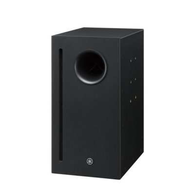 "10"" dual voice coil subwoofer for low impedance systems YAMAHAVXS10S ตู้ลำโพงซับวูฟเฟอร์ติดผนัง ขนาด 2x10 นิ้ว 200x200 วัตต์ (สีดำ)VXS10Sลำโพงซับ ติดผนัง"