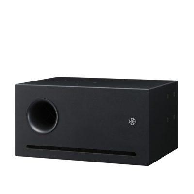 "10"" dual voice coil subwoofer for hight impedance systems YAMAHAVXS10ST ตู้ลำโพงซับวูฟเฟอร์ติดผนัง 2x10 นิ้ว 200W 70V/100V (สีดำ)VXS10STลำโพงซับ ติดผนัง"