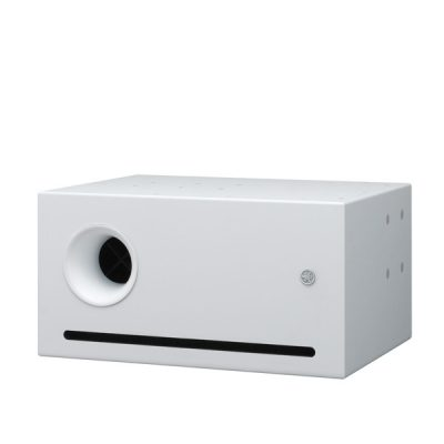 "10"" dual voice coil subwoofer hight impedance systems YAMAHAVXS10STW ตู้ลำโพงซับวูฟเฟอร์ติดผนัง 2x10นิ้ว 200W 70V/100V (สีขาว)VXS10STWลำโพงซับ ติดผนัง"