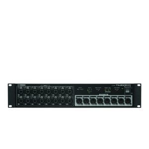 YAMAHA Tio1608-D is a Dante-equipped I/O rack with 16 microphone/ line inputs and 8 line outputs ดิจิตอล สเตจบ๊อกซ์ 16 Input 8 Output 16 Mic Interfaces