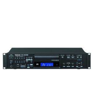 TASCAM CD-200SBProfessinal CD Player TASCAM CD-200SB เครื่อง เล่น CD รองรับ SD/USB PlayerTASCAM CD-200SBCD Player ของแท้แน่นอน