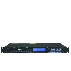 TASCAM CD-500B Single-rackspace CD Player with Balanced Out TASCAM CD-500B เครื่อง เล่น CD Player TASCAM CD-500B Player จากแบรนด์