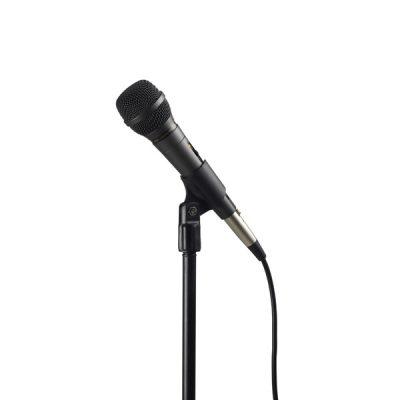 TOA DM-320 AS Unidirectional Microphone ไมโครโฟน ใช้สำหรับร้องเพลง หรือใช้ในงานพูดพรีเซนต์ ให้พลังเสียงที่เหมาะสม ใช้งานแบบถือก็เหมาะมือ