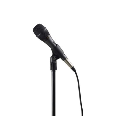 TOA DM-520 AS ไมโครโฟน ใช้สำหรับร้องเพลง หรือใช้ในงานพูดพรีเซนต์ ให้พลังเสียงที่เหมาะสม ใช้งานแบบถือก็เหมาะมือใช้งานกับขาตั้งไมค์ก็ดี TOA DM-520 ASไมค์ร้อง