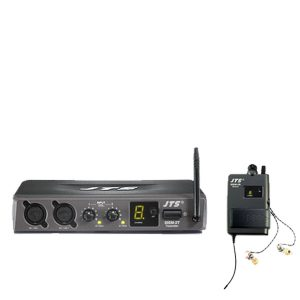 JTS SIEM-2T/SIEM-2R/IE-1 ชุดหูฟังมอนิเตอร์ ไร้สาย MONO เครื่องรับ/ส่ง พร้อมหูฟัง สำหรับงาน มอนิเตอร์เสียงบนเวที JTS SIEM-2 Systemเครื่องส่ง และเครื่องรับ