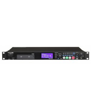 TASCAM SS-R100 Solid State Recorder TASCAM SS-R100 เครื่องเล่นและบันทึกเสียง USB/SD-CARDTASCAM SS-R100เครื่องเล่นบันทึกเสียง